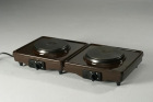 2-burner electric hot plate ЭПЧ 2-2,0/220
